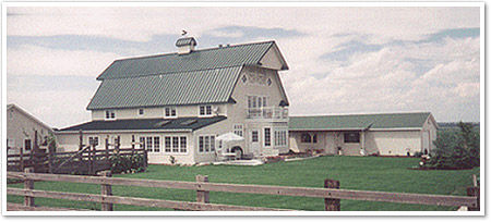 Barn Anew Bed and Breakfast - Visit the Scotts Bluff Area