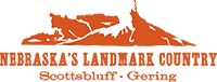 Visit the Scotts Bluff Area Logo